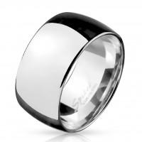 Edelstahl Ring Fingerring Trauring Ehering Verlobungsring silber